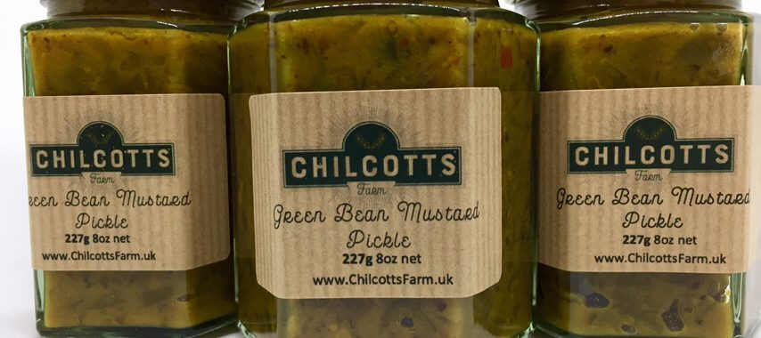 Green Bean Pickle - Chilcotts Farm